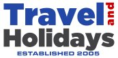 Travel and Holidays logo