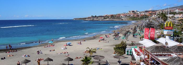 Tenerife Beach Holidays